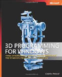 3D Programming for Windows Three Dimensional Graphics Programming for the Windows Presentation Foundation-Charles Petzold