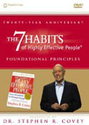 The 7 Habits of Highly Effective People Foundational Principles DVD-Franklin Covey, Stephen Covey
