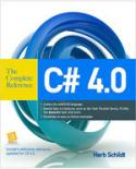 C# 4.0 The Complete Reference-Herbert Schildt