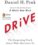 Drive The Surprising Truth About What Motivates Us AudioBook CD-Daniel H Pink