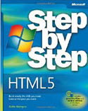 HTML5 Step by Step-Faithe Wempen M A