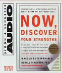 Now Discover Your Strengths AudioBook CD-Donald O Clifton, Marcus Buckingham