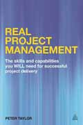 Real Project Management-Peter Taylor