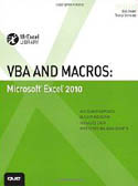 VBA and Macros Microsoft Excel 2010-Bill Jelen, Tracy Syrstad
