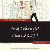 And I thought I knew QTP-Tarun Lalwani