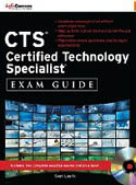 CTS Certified Technology Specialist Exam Guide w-cd-InfoComm International, Sven Laurik