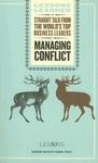 Managing Conflict-Harvard Business Review