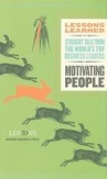 Motivoting People-Harvard Business Review
