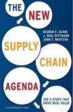 New Supply Chain Agenda-Reuben E Slone, J Paul Dittmann