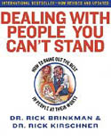 Dealing with People You Cant Stand AudioBook CD-Rick Brinkman, Rick Kirschner