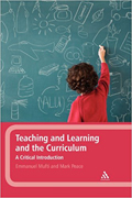 Teaching and Learning and the Curriculum A Critical Introduction-Mark Peace,  Emmanuel Mufti