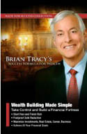 Wealth Building Made Simple Take Control and Build a Financial Fortress AudioBook CD-Brian Tracy