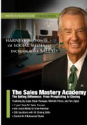 The Sales Mastery Academy The Selling Difference From Prospecting to Closing AudioBook CD-Bryan Flanagan, Michelle Prince, Tom Ziglar, Zig Ziglar