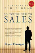 So Youre New to Sales AudioBook CD-Bryan Flanagan, Zig Ziglar
