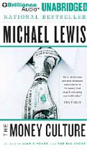 The Money Culture AudioBook CD-Alexander Cendese, Michael Lewis