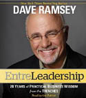 Entreleadership 20 Years of Practical Business Wisdom from the Trenches-Dave Ramsey