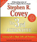 The 3rd Alternative Solving Lifes Most Difficult Problems AudioBook CD-Boyd Craig, Stephen R Covey