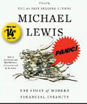 Panic The Story of Modern Financial Insanity AudioBook CD-Blair Hardman, Jesse Boggs, Michael Lewis