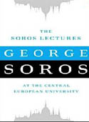 The Soros Lectures At the Central European University AudioBook CD-George Soros