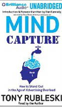 Mind Capture Book 1 How to Stand Out in the Age of Advertising Overload-Tony Rubleski