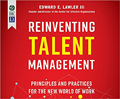 Reinventing Talent Management Principles and Practices for the New World of Work AudioBook CD-Edward Lawler III,  Wayne Shepherd (Narrated by)