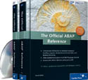 The Official ABAP Reference 3rd Edition (2 Volume Set)-Horst Keller