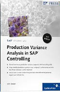 Production Variance Analysis in SAP Controlling 2nd Edition-John Jordan