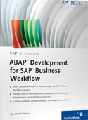 ABAP Development for SAP Business Workflow-Ilja-Daniel Werner