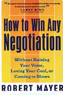 How To Win Any Negotiation-David Drummond, Robert Mayer