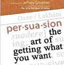 Persuasion The Art of Getting What You Want AudioBook CD-Dave Lakhani