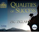Qualities of Success AudioBook CD-Zig Ziglar
