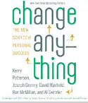 Change Anything The New Science of Personal Success AudioBook CD-Al Switzler, David Maxfield, Joseph Grenny, Kerry Patterson, Ron McMillan