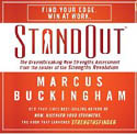 StandOut The Groundbreaking New Strengths Assessment from the Leader of the Strengths Revolution AudioBook CD-Kelly Ryan Dolan, Marcus Buckingham