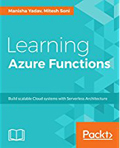 Learning Azure Functions-Manisha Yadav