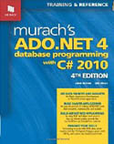 Murachs ADO.NET 4 Database Programming with C# 2010-Anne Boehm, Ged Mead