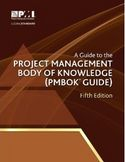 A Guide to the Project Management Body of Knowledge Pmbok Guide 5th Edition-PMI