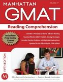 Reading Comprehension GMAT Strategy Guide 5th Edition-Manhattan GMAT