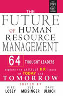The Future of Human Resource Management-Dave Ulrich, Mike Losey, Sue Meisinger