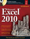 Microsoft Excel 2010 Bible w-cd-John Walkenbach
