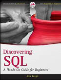 Discovering SQL A Hands on Guide for Beginners-Alex Kriegel