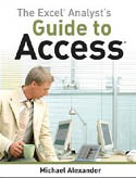 The Excel Analysts Guide to Access-Michael Alexander