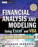 Financial Analysis and Modeling Using Excel and VBA 2nd Edition-Chandan Sengupta