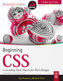 Beginning CSS Cascading Style Sheets for Web Design 3rd Edition-Ian Pouncey, Richard York