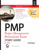 PMP Project Management Professional Exam Study Guide 6th Edition-Kim Heldman