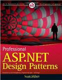 Professional ASP.NET Design Patterns-Scott Millett