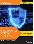 Information Systems Security Security Management, Metrics, Frameworks and Best Practices-Nina Godbole