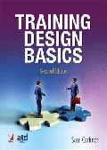 Training Design Basics 2-Ed.-Saul Carliner