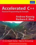 Accelerated C++ Practical Programming by Example-Andrew Koenig, Barbara E Moo