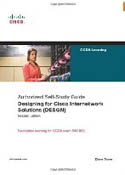 Designing for Cisco Internetwork Solutions DESGN Authorized CCDA Self-Study Guide Exam 640-863 2nd Edition-Diane Teare