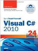 Sams Teach Yourself Visual C# 2010 in 24 Hours-Scott Dorman